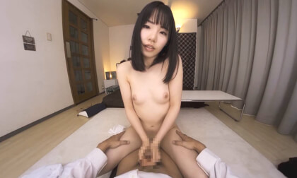 Kokoro Amami – Is All Grown Up and Horny – Her First Creampie; Cute JAV Idol POV Hardcore