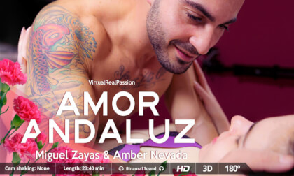 Amor Andaluz - Female POV Erotic Sex