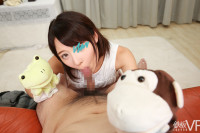 VR Porn Cute Young Babe: My Darling is Important to Me