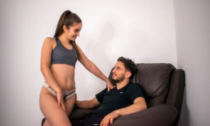 Boxing For Pussy - Amateur 3D Porn Voyeur