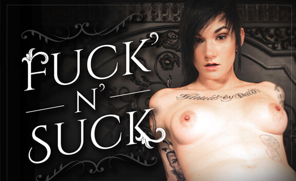 The GFE Collection: Fuck'n'Suck - Goth Girl Riding