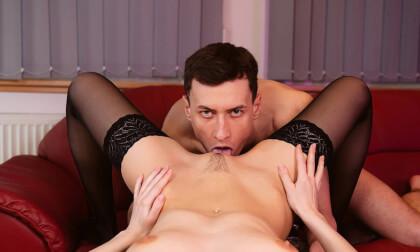 And Suddenly… - Female POV Hardcore Girl Friendly Porn