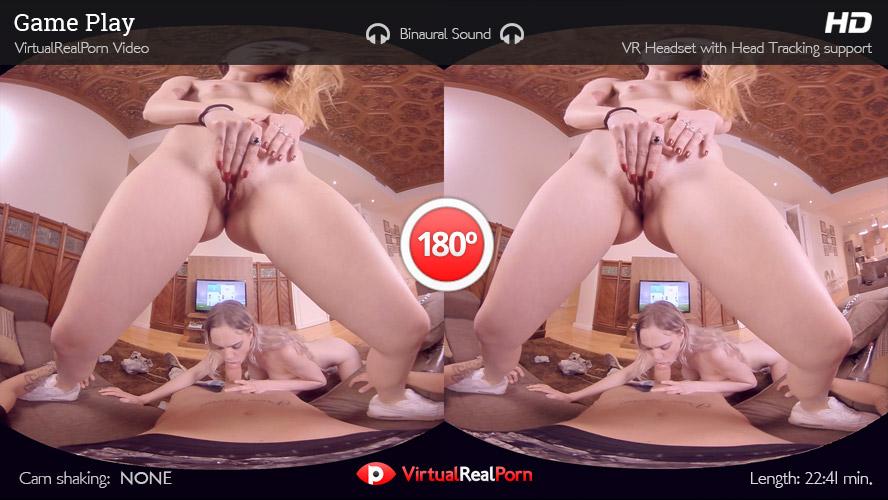Game Play - Virtualrealporn - Download Full Vr Porn Video -4657