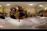 Holly & CJ Sparxx Getting Ready VR porn