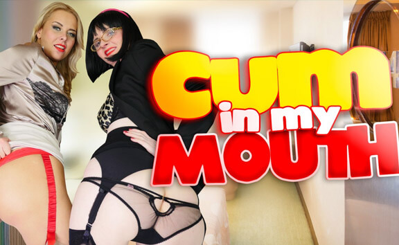 Cum In My Mouth Julia and Nicky Dream