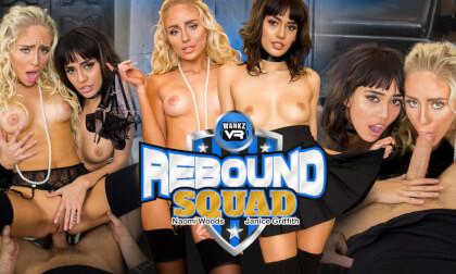 WankzVR Rebound Squad