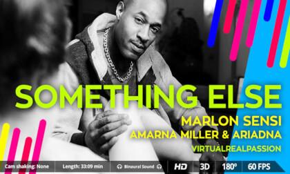 Something Else - Interracial FFM Threesome
