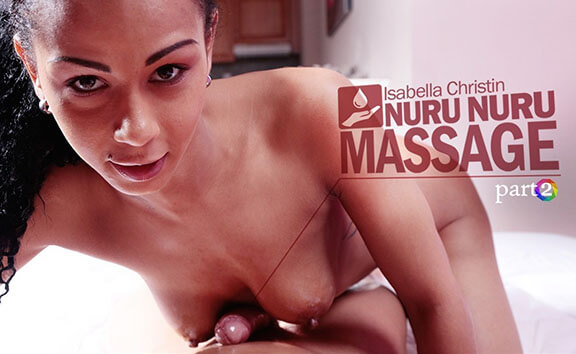 Nuru Nuru Massage Part 2