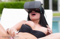 A Day by the pool VR porn