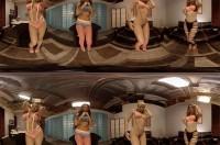 Anikka Albrite, August Ames, Adriana Sephora, Karli Montana VR porn