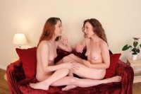 Ana Molly & Belle Sexy Chat VR porn