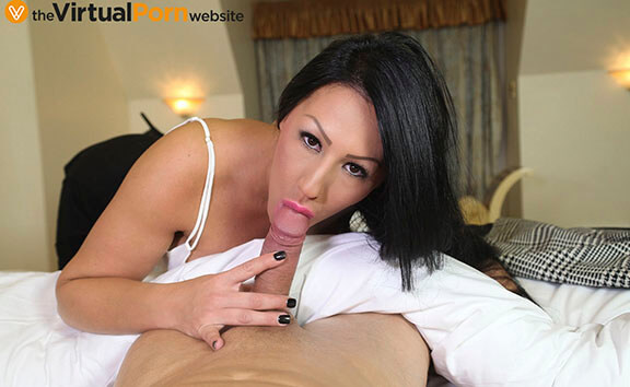 Naughty Concierge Loves Cock