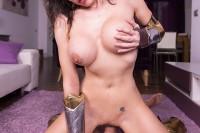 Wonder Woman Getaway VR porn