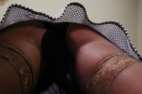 Dirty Girl In Nylons Annabelle Doll VR porn
