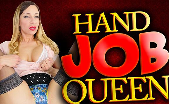Hand Job Queen Rachel Evans