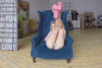 Blonde Stunner Dances and Strips VR porn