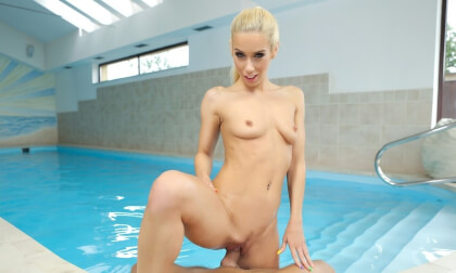 Pool Romance