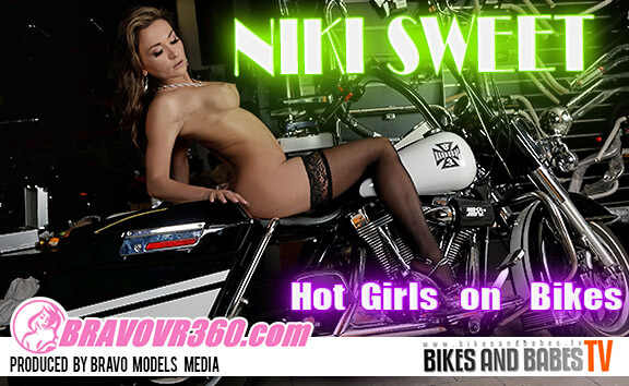 Niki Wants a Motorcycle She Can Ride Naked