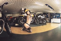 Sexy Redhead Foxy Saine is Ready to Ride VR porn