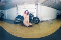Redhead Gets Turned on by Her Motorcycle VR porn