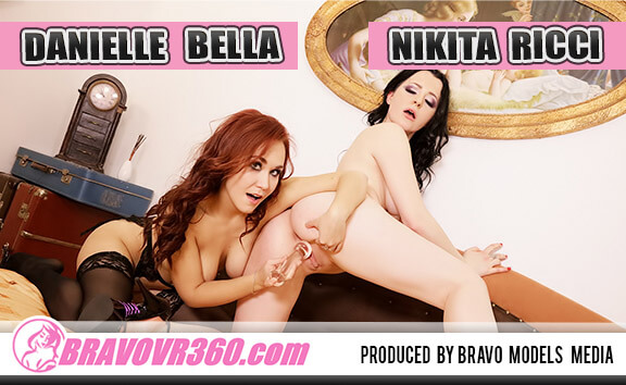 019 - Danielle Bella + Nikita Ricci