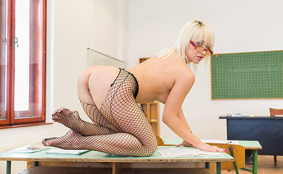 Big Tits Naughty Teacher