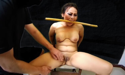 Soft Spanking - Also a Good Girl Need it Sometimes - Chubby Asian MILF