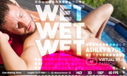 Wet, Wet, Wet - Jerking Off Male Gay