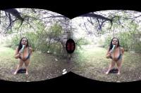 Outdoor Dildo Games And Masturbation VR porn