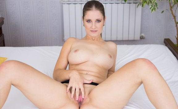 Jennifer Amton Penetrating Herself