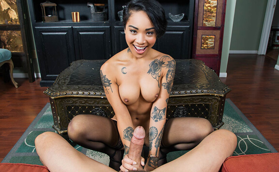 The Honeypoon Phase - Tattooed POV Fuck and Facial