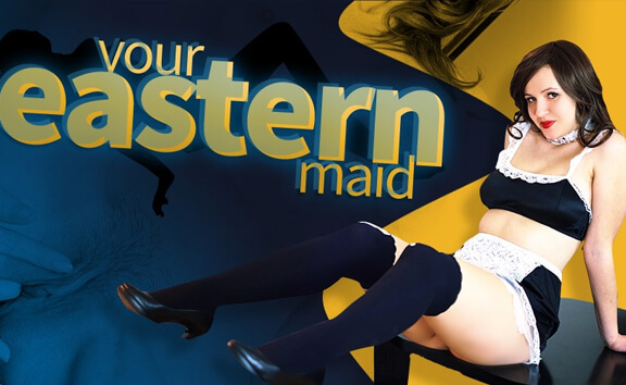 Your Eastern Maid - Amateur Voyeur