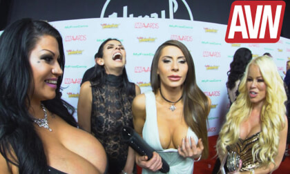 AVN 2017 -  Non-Nude