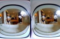 Toilet and Bathroom Voyeur VR porn