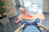 Hardcore Sex in a Yoga Class VR porn