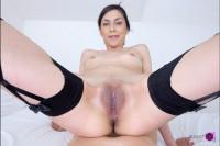 Slim Girl In VR Casting VR porn