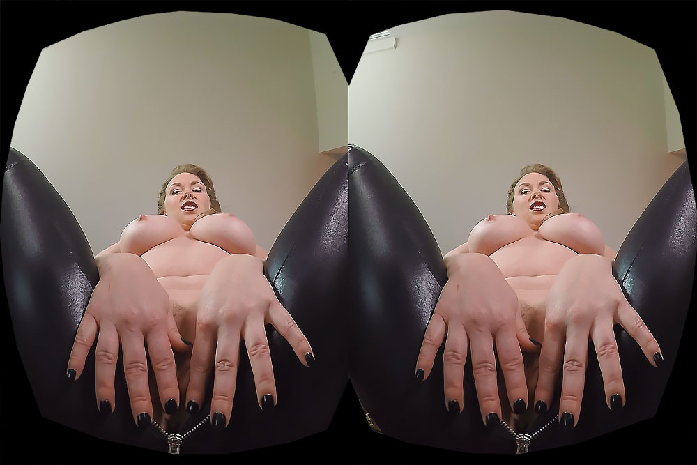 The Upskirt Collection: Mistress T Facesitting VR porn
