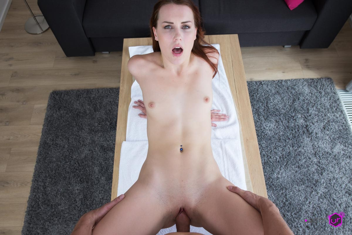 Redhead Casting Porn