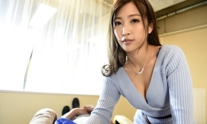 Sumire Mizukawa – Temptation Salon VR Part 1 – 誘惑美容室 - Busty Japanese Cleavage