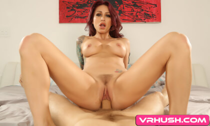 The Best Money You Have Ever Spent! - Busty Redhead Pornstar