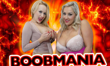 Boobmania starring Krystal Swift and Angel Wicky