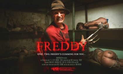 Freddy - Horror Porn Cosplay Voyeur