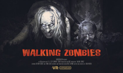 Walking Zombies