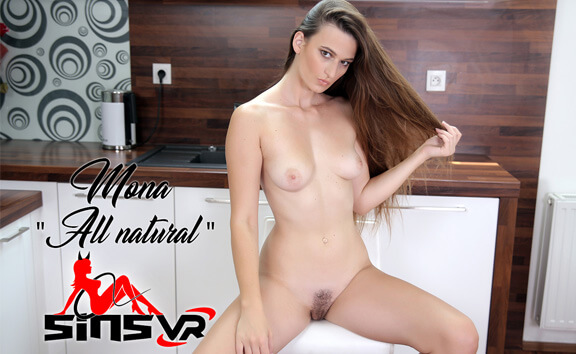 Mona - All Natural