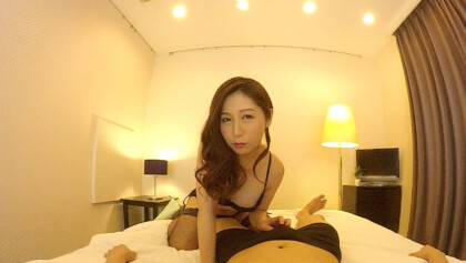 Aki Sasaki – Conflicting Sex at the City Hotel; JAV MILF POV