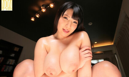 Yura Chitose – Nonstop Teasing by Big Breast Beauty Until Powerful Ejaculation