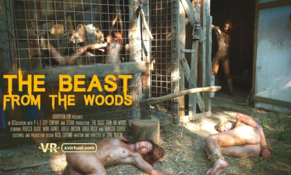 The Beast From The Woods - Horror Porn POV