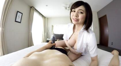 Aimi Yoshikawa – Stopping Sex Again and Again Chapter 2 Whispering Fantasy Masturbation