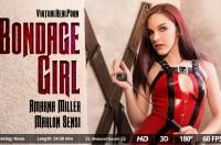 Bondage girl VR porn