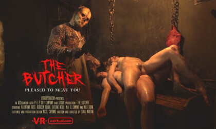 The Butcher - Hardcore Cosplay BDSM